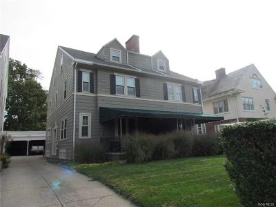 Buffalo Single Family Home A-Active: 9 Colvin Avenue