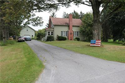 Batavia-Town NY Single Family Home A-Active: $100,000