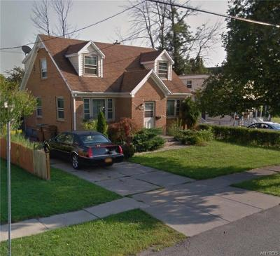 Cheektowaga Single Family Home A-Active: 241 Orchard Place