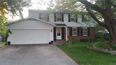 West Seneca Single Family Home A-Active: 13 Roycroft Drive