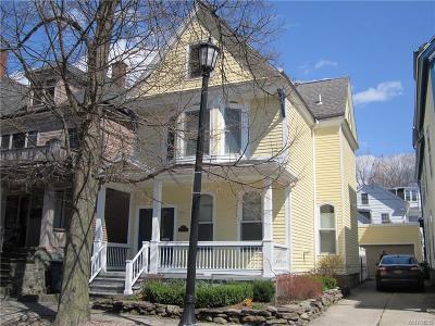 Buffalo Single Family Home A-Active: 133 Park Street