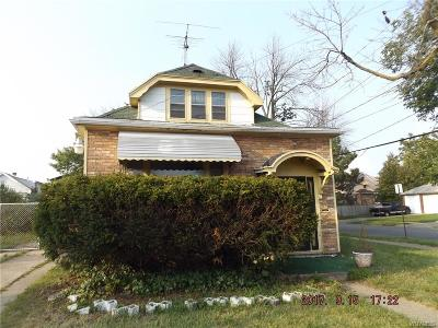 Buffalo Single Family Home A-Active: 78 Gerald Avenue