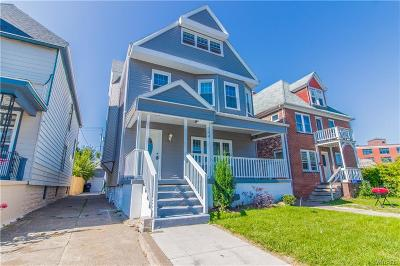 Buffalo Single Family Home A-Active: 944 Niagara Street