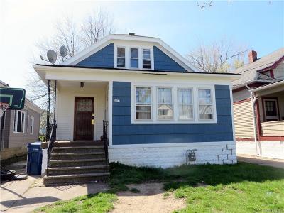Buffalo Single Family Home Pending: 168 Roebling Avenue