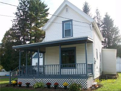 Little Valley Single Family Home A-Active: 404 Court Street