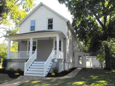 Lewiston Single Family Home A-Active: 825 Onondaga Street
