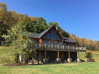 Ellicottville Single Family Home A-Active: 3 Sundance Road