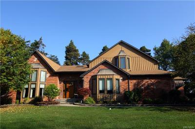 Amherst Single Family Home A-Active: 136 Halston Parkway