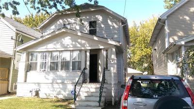 Buffalo Single Family Home A-Active: 138 Dunlop Avenue