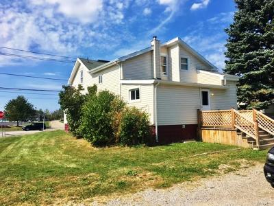 Orchard Park Single Family Home A-Active: 3061 Abbott Road