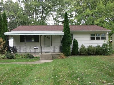 Grand Island Single Family Home A-Active: 3479 Greenway Road