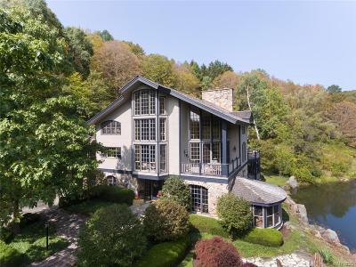 Ellicottville Single Family Home A-Active: 6913 Poverty Hill Road