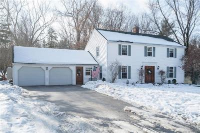 Erie County Single Family Home A-Active: 5 Dale Road