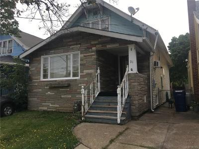 Buffalo Single Family Home A-Active: 21 Fisher Street