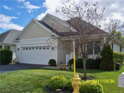 West Seneca Single Family Home A-Active: 7 Mayfield Court