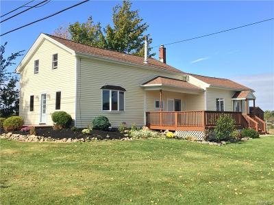 Bennington Single Family Home A-Active: 1197 Clinton Street Road