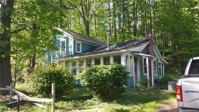 Eden Single Family Home A-Active: 9629 New Oregon Road