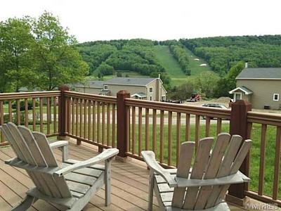 Ellicottville Condo/Townhouse A-Active: 208 Deer Crossing Road