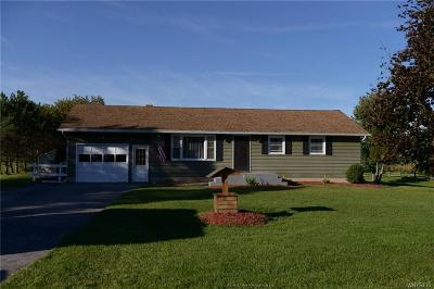 Darien Single Family Home A-Active: 1727 Richley Road