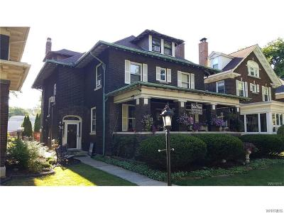 Niagara Falls Single Family Home A-Active: 751 Park Place