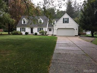 Orchard Park Single Family Home A-Active: 65 Elmhurst Drive