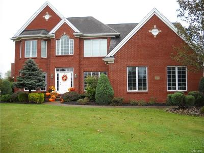 Erie County Single Family Home A-Active: 6329 Creekbend Court