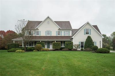 Orchard Park Single Family Home A-Active: 25 Braunview