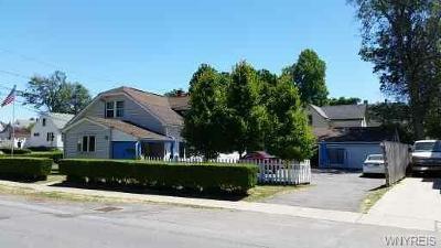 Lackawanna Single Family Home A-Active: 73 Dorrance Avenue