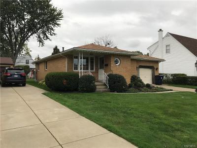 Lackawanna Single Family Home A-Active: 14 Sunrise Drive