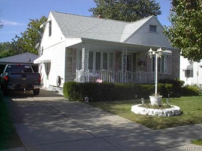 West Seneca Single Family Home A-Active: 68 Collins Avenue
