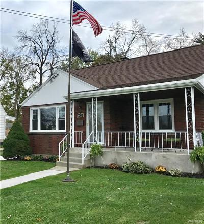 Niagara Falls Single Family Home A-Active: 8935 Joliet Avenue