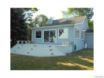 Single Family Home A-Active: 2895 West Lake Road