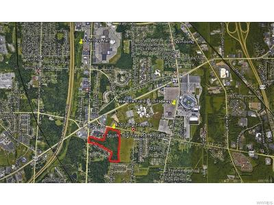 Hamburg Residential Lots & Land A-Active: 4701 Big Tree Road South