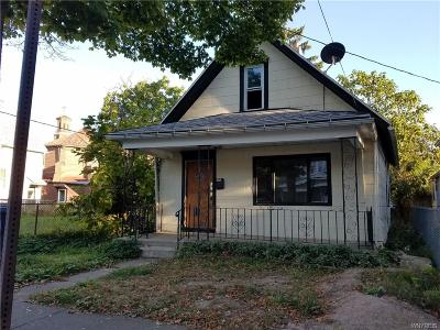 Buffalo Single Family Home A-Active: 25 Grace Street