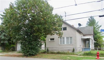 Buffalo Single Family Home A-Active: 103 Austin Street