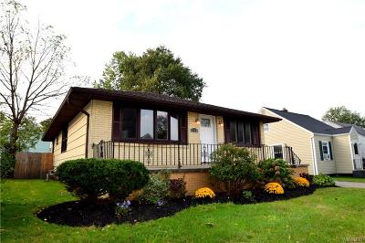 Buffalo Single Family Home A-Active: 159 Cantwell Drive