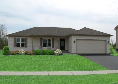 West Seneca Single Family Home A-Active: 50 Vista Court