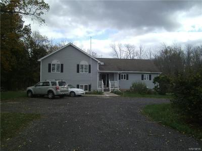Single Family Home A-Active: 4005 Hartland Road