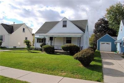 Cheektowaga Single Family Home A-Active: 1363 Cleveland Drive