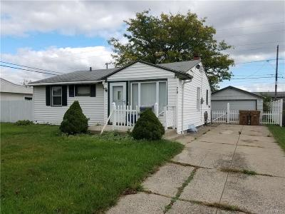 Cheektowaga Single Family Home A-Active: 73 Wheaton Drive