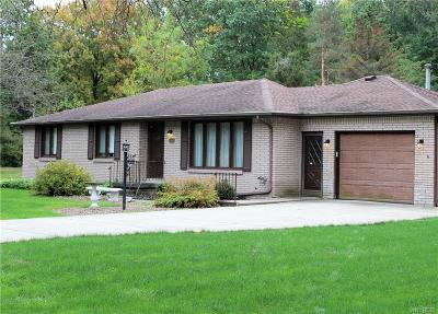 Orchard Park Single Family Home A-Active: 4813 Bussendorfer Road