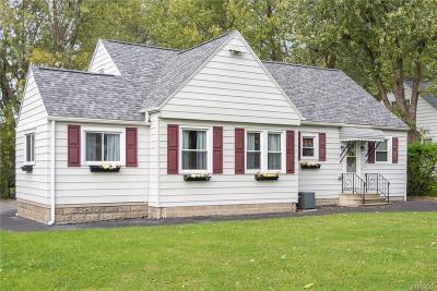 West Seneca Single Family Home A-Active: 736 Union Road
