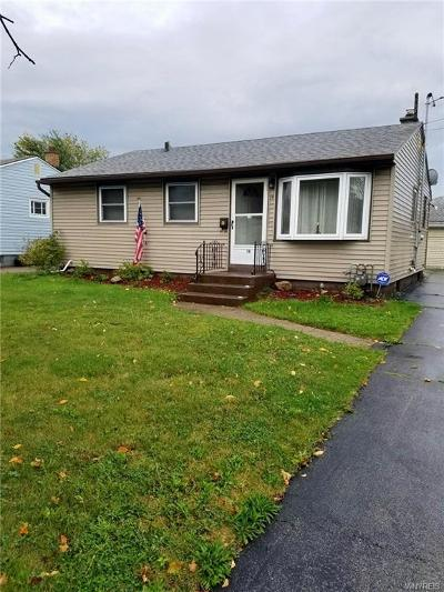 Cheektowaga Single Family Home A-Active: 19 Blick Street