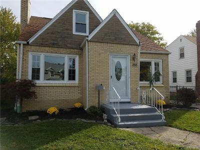 Amherst Single Family Home A-Active: 293 Capen Boulevard