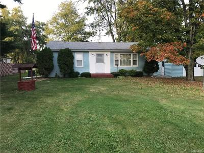 Brant Single Family Home A-Active: 1830 Milestrip Road