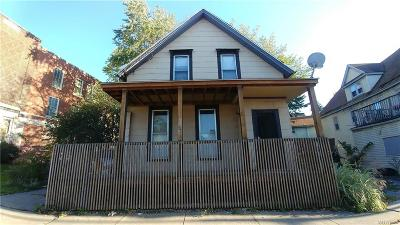 Buffalo Single Family Home A-Active: 85 Hertel Avenue