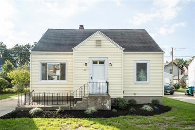 Buffalo Single Family Home A-Active: 83 Cantwell Drive