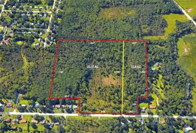 Monroe County Residential Lots & Land A-Active: Whittier Road