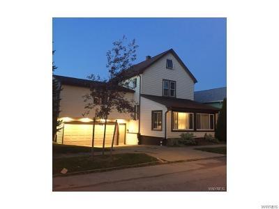 Buffalo Single Family Home A-Active: 16 Ritt Avenue