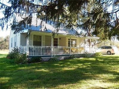 Colden Single Family Home A-Active: 7955 Center Street